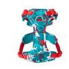 Harnais Truelove édition spéciale country + camouflage bleu