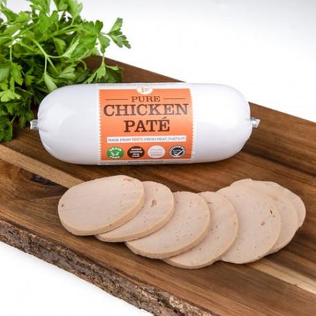 Pâtée de poulet