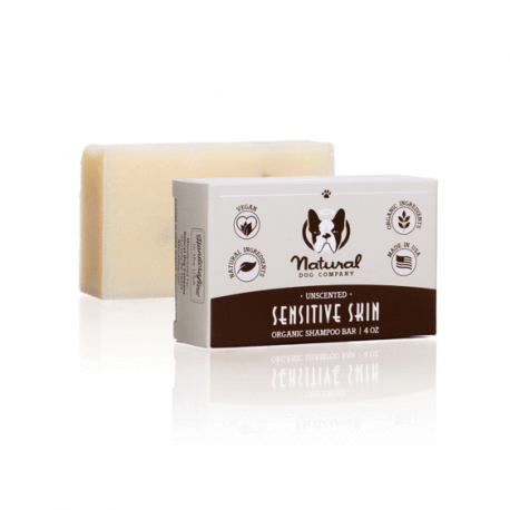 Shampoing peau sensible Sensitive Skin® - Natural Dog Company