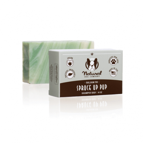 Shampoing apaisant Spruce Up Pup® - Natural Dog Company