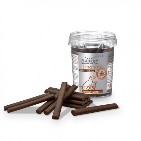 FIT STICKS Poulet et Agneau Platinum