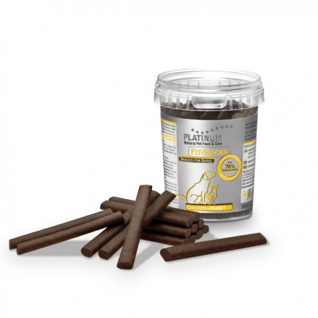 FIT STICKS Poulet et Lapin Platinum